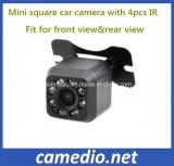 Mini Suqre voiture caméra de vision nocturne avec infrarouge/LED 8PCS Mettre en place pour rétroviseur&Vue avant