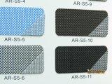 Tela de capa de aluminio de Suncreen, tela solar de la protección solar del rodillo de las cortinas de la capa de aluminio,