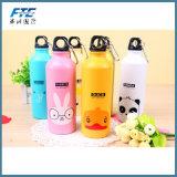 Bottiglia di acqua di alluminio bella per il regalo dei capretti