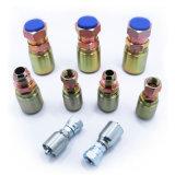 Ht-hydraulische Gummischlauch-Scheibe-hydraulische Schlauch-Befestigungs-einteilige Befestigung für Verkauf