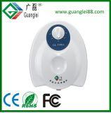 400 mg/H generador de ozono Ozonator portátil Purificador de agua de FCC de homologación CE RoHS CQC (GL-3188A)