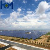 стекло пользы панели солнечных батарей 3.2mm Tempered покрытое ультра ясное солнечное