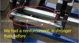 Machine hydraulique de soudure par fusion de bout de HDPE de la lessive 160mm pour la pipe