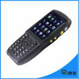 NFC 스마트 카드 독자와 가진 어려운 병참술 소형 PDA 소형 끝 인조 인간 소형 PDA