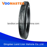 Transporte de larga distancia de tres ruedas neumáticos 4.00-18, 4.50-17 triciclo