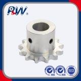 Zinc-Plated цепное колесо индустрии (приложенное в моторе насоса)