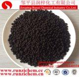 Ácido Humic preto de pó granulado para o fertilizante