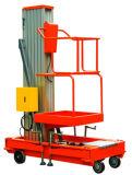 elevador hidráulico da plataforma da liga de alumínio elétrica de 8m ou de bateria de potência
