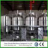 Capacité personnalisée et équipement de fermentation de brasserie de brasserie à la manière personnalisée