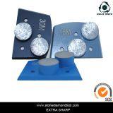 Étage en béton de Lavina rectifiant la rondelle d'étage de diamant de Disc/Concrete