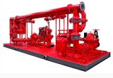 ディーゼル機関またはモーターまたは高圧または自動制御によって操作される火ポンプ