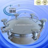 Tipo circular com tampa de esgoto sanitário (600102)