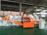 High Efficiency Recycling Old Clothes Rag Cutting Machine / Rag Cutting Machine