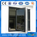 Non-Thermal Bruch-Bi-Fold Glasaluminiumfenster