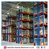 Rayonnage en acier réglable à utilisation intensive des étagères de la Chine usine de rack