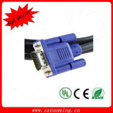 O VGA Cable de Hdb15p para Computer (NM-VGA-409)