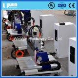 Roteador CNC de pequeno tinteiro de preço barato para propaganda de madeira