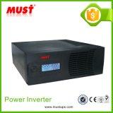 Inversor de onda senoidal modificada 24 V DC para AC Home Inversor de UPS