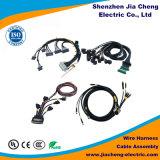 Harnais électrique de remplissage de fil de câble d'EV
