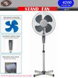 Preiswertes Price 16inch Stand Fan mit Four Blade