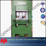 Placa de goma Vulcanización de máquinas de amortiguación Vulcanizador de rodamientos Prensa
