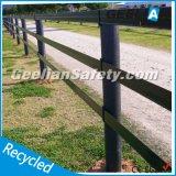 オーストラリアEco友好的なVinyl/PVC/Recycledのプラスチック馬の塀