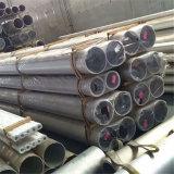Anodisierter teleskopischer Pole-/ineinanderschiebender Aluminiumaluminiumpole/Aluminium