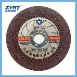 Disco da estaca e roda de moedura, disco de moedura para o metal/Inox