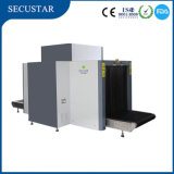 X vues duelles de scanner de bagage de rayon et deux générateurs