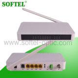 4fe+1pots+CATV+WiFi Epon ONU para a solução do Triple Play