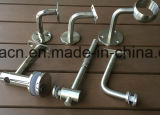 Aço inoxidável Stair Handrail Bracket Fittings (casting de investimento)