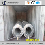 電流を通された鋼鉄コイル、SGCC亜鉛コーティング30g-275gの幅10mm-1250mm