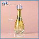 botella de perfume de cristal 20ml para el cosmético