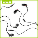싸게 마이크를 가진 타전한 이어폰 소형 에서 귀 헤드폰을 방수 처리하십시오