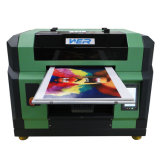 より安い価格A3のサイズ白およびカラーインク印刷同時に紫外線プリンター価格