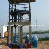 Используется масло перерабатывающая установка для минерального масла (YH-35)
