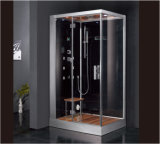 Tempered Glass Asts1059の2016新式のLuxury Steam Shower Enclosure