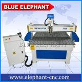 Macchina per incidere di legno di Ele 1325, macchinario di legno di CNC per la fabbricazione dei soldi