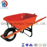 Carrinho de mão de roda da alta qualidade Wb5127 com punho de madeira