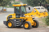 De Lader 1.6ton Zl16f van de tractor met Euro Motor 3