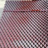 Maglia del metallo ampliata maglia del nastro metallico del acciaio al carbonio