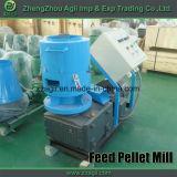 Alimentación del molino de la pelotilla de la alimentación de la máquina de la pelotilla del pienso de China que hace la máquina