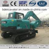 Escavatori del cingolo del macchinario di costruzione di Baoding piccoli con la benna 0.2-0.5m3