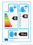 Westlake/Goodride UHP Reifen SA37 mit EU-Kennsatz