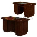 高品質の家具のための現代木製のベニヤのオフィス表