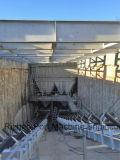 SPD Australia Standard Offset Conveyor Roller Idler