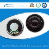Minimikrolautsprecher-Gebrauch für das Aufbauen der Gegensprechanlage