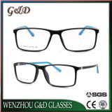 Oogglas Eyewear van het Frame van de Glazen van het Ontwerp van de manier het Populaire Tr90 Optische