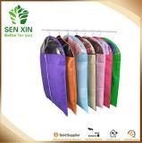 Speicherbeutel-Kasten für Kleidung Organizador Kleid-Klage-Mantel-Schutzabdeckungs-Schoner-Garderoben-Speicher-Beutel für Kleidung Organizador