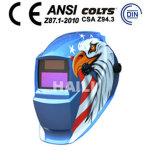 Helm van het Lassen van Ce En379 de Auto Verdonkerende voor de Machine van het Lassen van mig van MMA TIG (wh-6251)